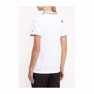 Рубашка поло женская Модель: OS CIS WORLD CLASS Бренд: Reeb*ok