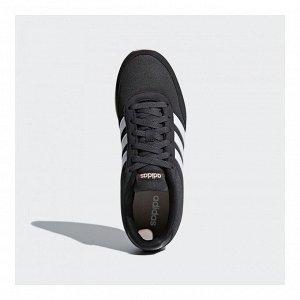 Кроссовки женские Модель: V RACER 2.0 W CARBON S18,core black,haze coral Бренд: Adi*das