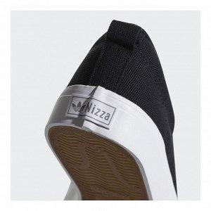 Кроссовки женские Модель: NIZZA SLIPON W CBLACK/CBLACK/FTWWHT Бренд: Adi*das
