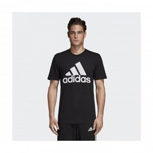 Футболка мужская Модель: MH BOS Tee BLACK/WHITE Бренд: Adi*das