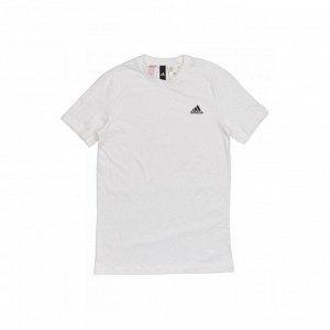 Футболка детская Модель: YB BASE TEE WHITE/BLACK Бренд: Adi*das