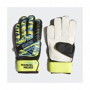 Перчатки вратарские Модель: PRED TT FS J MN SYELLO/BRCYAN/BLACK Бренд: Adi*das