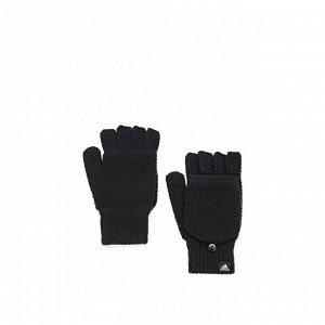 Перчатки Модель: W CLSC GLOVES BLACK/BLACK/WHITE Бренд: Adi*das