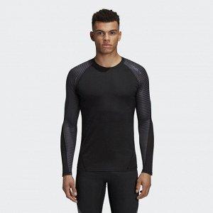 Футболка мужская Модель: ASK SPR TEE LS BLACK Бренд: Adi*das