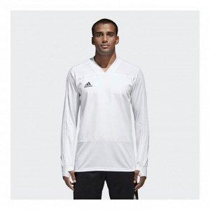 Джемпер мужской Модель: CON18 TR TOP WHITE/BLACK Бренд: Adi*das