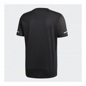 Футболка мужская Модель: RUN TEE M black Бренд: Adi*das