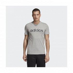 Футболка мужская Модель: E CAMO LIN TEE MGREYH/BLACK/GREFIV/ Бренд: Adi*das