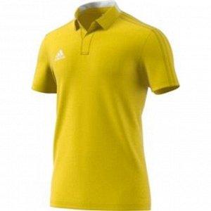 Рубашка поло мужская Модель: CON18 CO POLO YELLOW/WHITE Бренд: Adi*das