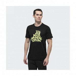 Футболка мужская Модель: TGO GRFX Logo T Бренд: Adi*das