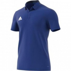 Рубашка поло мужская Модель: CON18 CO POLO BOBLUE/DKBLUE/WHITE Бренд: Adi*das