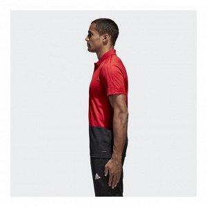 Рубашка поло мужская Модель: CON18 POLO POWRED/BLACK/WHITE Бренд: Adi*das