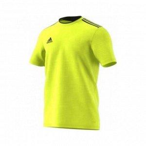 Футболка мужская Модель: CONDIVO18 JSY SYELLO/BLACK Бренд: Adi*das