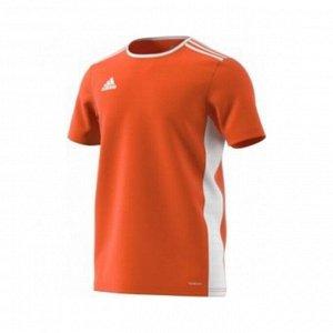 Футболка мужская Модель: ENTRADA 18 JSY ORANGE/WHITE Бренд: Adi*das