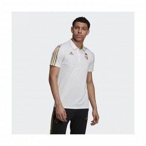 Рубашка поло мужская Модель: REAL POLO WHITE/DRFOGO Бренд: Adi*das