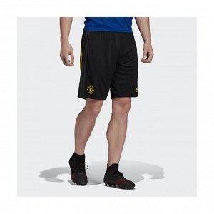 Шорты мужские Модель: MUFC TR SHO BLACK/SOLGRE Бренд: Adi*das