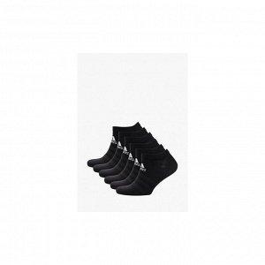 Носки Модель: LIGHT LOW 6PP BLACK/BLACK/BLACK/BL Бренд: Adi*das