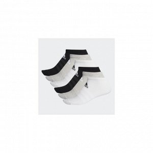 Носки Модель: LIGHT LOW 6PP MGREYH/MGREYH/WHITE/ Бренд: Adi*das