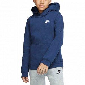 Джемпер детский Модель: B NSW HOODIE PO CLUB Бренд: Ni*ke