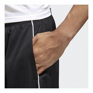 Шорты мужские Модель: CORE18 TR SHO BLACK/WHITE Бренд: Adi*das