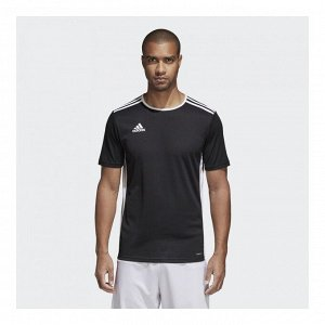Футболка мужская Модель: ENTRADA 18 JSY black Бренд: Adi*das