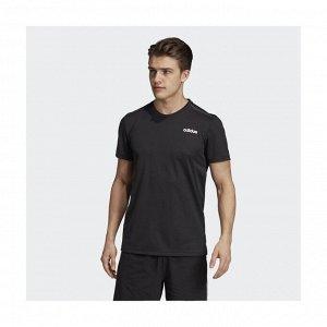 Футболка мужская Модель: M EM TEE BLACK/WHITE Бренд: Adi*das