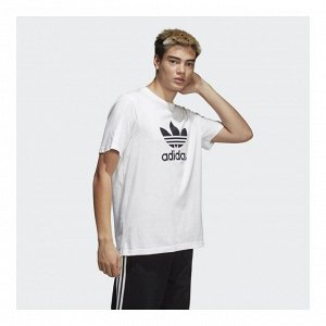 Футболка мужская Модель: TREFOIL T-SHIRT whit Бренд: Adi*das
