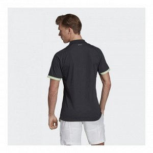 Рубашка поло мужская Модель: NY POLO CARBON/GLOGRN Бренд: Adi*das