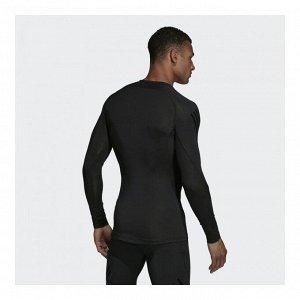 Футболка мужская Модель: ASK TEC LS 3S BLACK Бренд: Adi*das