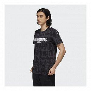 Футболка мужская Модель: M FAV TD TEE BLACK/BLACK Бренд: Adi*das