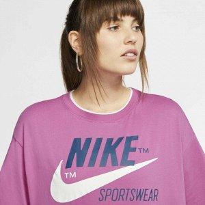 Футболка женская Модель: W NSW ICN CLSH SS TOP Бренд: Ni*ke