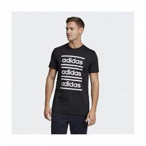 Футболка мужская Модель: M C90 BRD TEE BLACK/WHITE Бренд: Adi*das