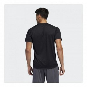 Футболка мужская Модель: FL_SPR X UL V BLACK Бренд: Adi*das