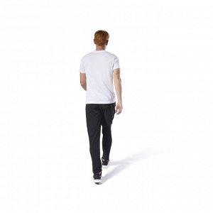 Футболка мужская Модель: QQR- Reeb*ok Linear WHITE/BLACK Бренд: Reeb*ok
