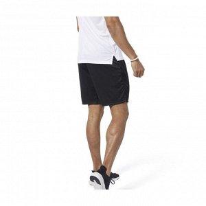 Шорты мужские Модель: WOR COMM KNIT SHORT BLACK Бренд: Reeb*ok