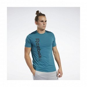 Футболка мужская Модель: WOR AC GRAPHIC SS Q1 Бренд: Reeb*ok