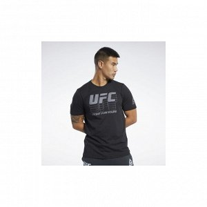 Футболка мужская Модель: UFC FG LOGO TEE Бренд: Reeb*ok
