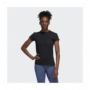Футболка женская Модель: ENGINEERED TEE BLACK Бренд: Adi*das