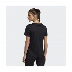 Футболка женская Модель: OTR BOS GFX W BLACK Бренд: Adi*das