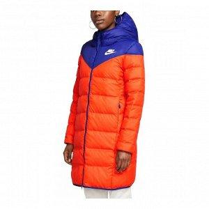 Пуховик женский Модель: Ni*ke Sportswear Windrunner Бренд: Ni*ke