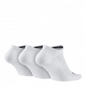 Носки Модель: Ni*ke SB No-Show Skateboarding Sock (3 Pair) Бренд: Ni*ke