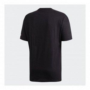 Футболка мужская Модель: MH PLAIN Tee BLACK Бренд: Adi*das