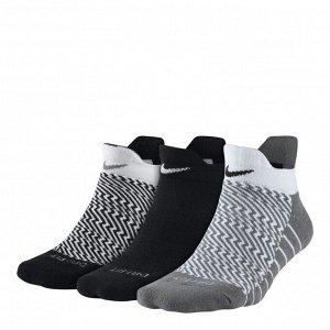 Носки Модель: Women's Ni*ke Dry Cushion Low Training Socks (3 Pair) Бренд: Ni*ke