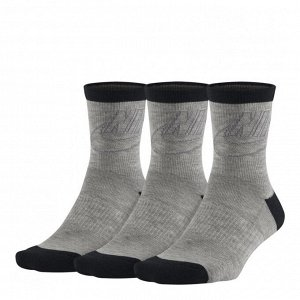 Носки Модель: Ni*ke Sportswear Striped Low Crew Socks Бренд: Ni*ke