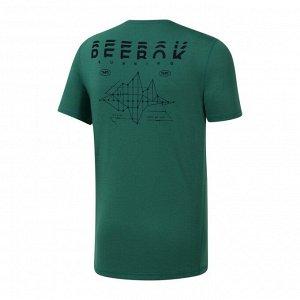 Футболка мужская Модель: RE SS CF TEE CLOGRN Бренд: Reeb*ok