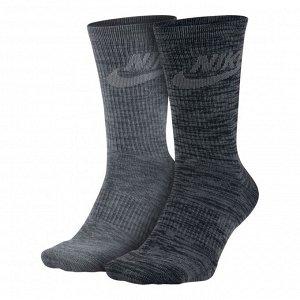 Носки Модель: Men's Ni*ke Sportswear Advance Crew Socks (2 Pair) Бренд: Ni*ke