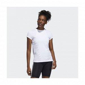 Футболка женская Модель: ENGINEERED TEE WHITE Бренд: Adi*das