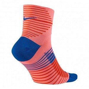 Носки Модель: Unisex Ni*ke Lightweight Quarter Running Sock Бренд: Ni*ke