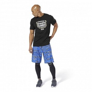 Футболка мужская Модель: RC Open Crest Tee BLACK Бренд: Reeb*ok
