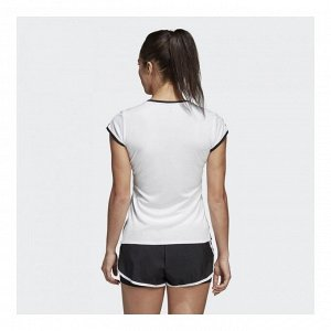 Футболка женская Модель: CLUB 3 STR TEE WHITE Бренд: Adi*das