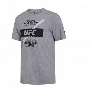 Футболка мужская Модель: UFC FG FIGHT FOR YOURS T Бренд: Reeb*ok